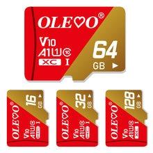 Cartão de memória de alta velocidade do micro sd 64gb 128gb class10 cartão de memória 8gb 16gb 32gb tarjeta microsd 256gb mini tf
