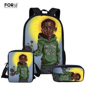 FORUDESIGNS American African B