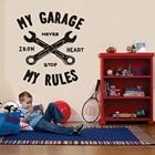 My Garage My Rules Q...