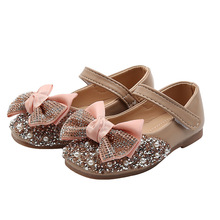 Princess Dress-Shoes Toddler Rhinestone Wedding Party Baby-Girls Kids New Autumn 1-2-3-4-5-6-Years