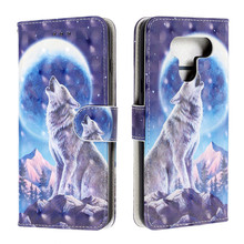 Coque Stylo5 K50 K40 Q60 G7 G8 V50 ThinQ Couples Simple Leather Flip Wallet Case For LG Card Cover