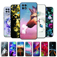 For Oppo A15 Case Oppo A15 Bumper 6.52 inch Soft TPU Silicone Cover For Oppo A15 Case