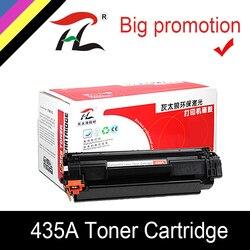 HTL kompatybilny toner kaseta CB435A 35A 435 435a dla hp 435a dla hp Laserjet P1005 P1006 drukarki