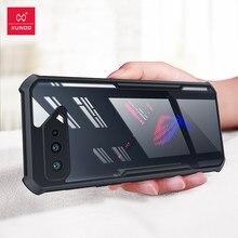 Para asus rog telefone 5 caso, xundd airbag caso, para asus rog telefone 5 final pro caso, proteção à prova de choque pára-choques telefone capa