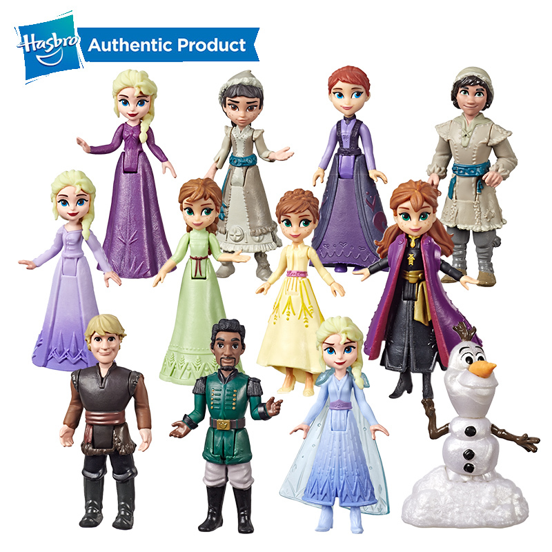 Anos. X6 Disney Frozen 2 Pop Adventures Blind Pack Hasbro 3