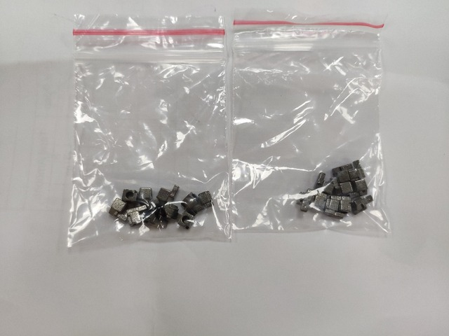 500 Pairs Gray Metal L R Left & Right Buckle Lock Catch Set for Nintend Switch NS Joycon Repair