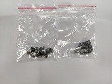 500 Pairs gri Metal L R sol ve sağ toka kilit Catch Set nintendo anahtarı NS Joycon tamir