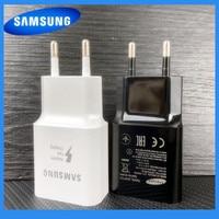 18W caricabatterie rapido originale Samsung QC 3.0 adattatore di alimentazione a parete rapido ue cavo di tipo USB per Galaxy S20 A20S A52 A10S A21S A12