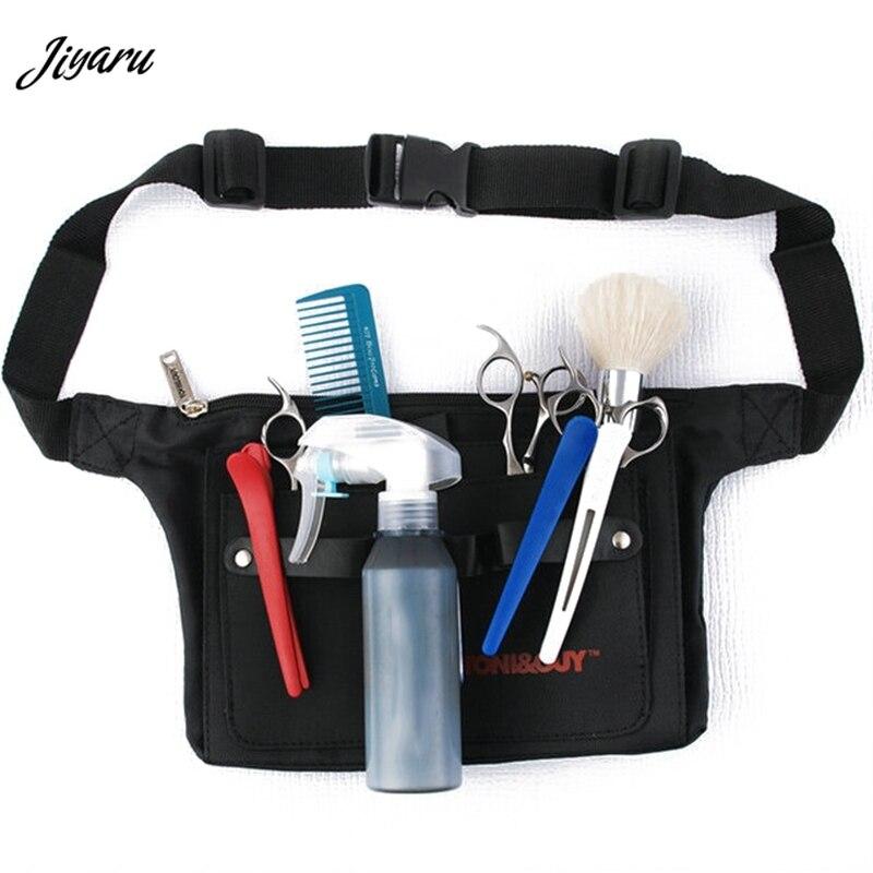 2019 Hair Scissors Bag Durable Barber Waist Pack Waterproof Hair Scissors Comb Bag Crease Resistant Hairdresser Scissors Pouch