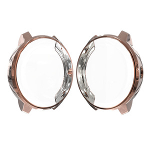 Image 5 - Nieuwe Hoge Kwaliteit TPU Slim Smart Horloge Beschermhoes Cover voor Garmin Vivoactive 3 3 Muziek Frame Smartwatch Accessoires