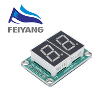 74HC595 Static Driving 2 Segment Digital Display Module Seam