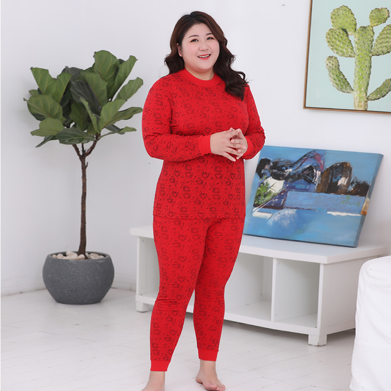 Long Johns For Women Thermal Underwear Set For Winter Second Skin Winter Female Thermal Shirt Pajamas Winter Thermal