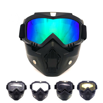 Goggles cross country motorcycle mask goggles outdoor tactical riding windproof  sand protective glasses