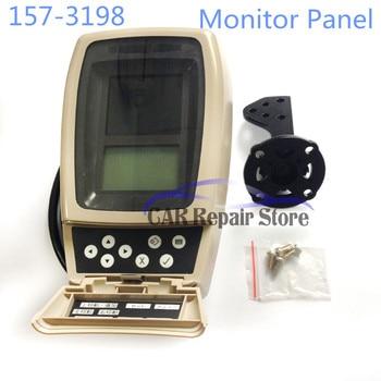 New Monitor Panel 260-2160 157-3198 For CAT Caterpillar 312C 315C 318C E320C 330C OEM Monitor Display Panel 2602160 1573198