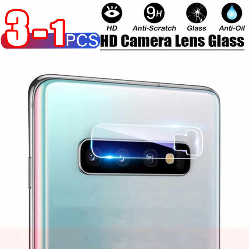 3-1Pcs Camera Protector For Samsung Galaxy S10 S9 S8 S20 Plus Lens Screen Protector For Galaxy Note 8 9 10 Plus Camera Glass
