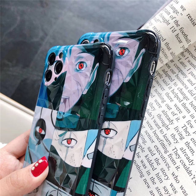 NARUTO THEMED IPHONE CASE