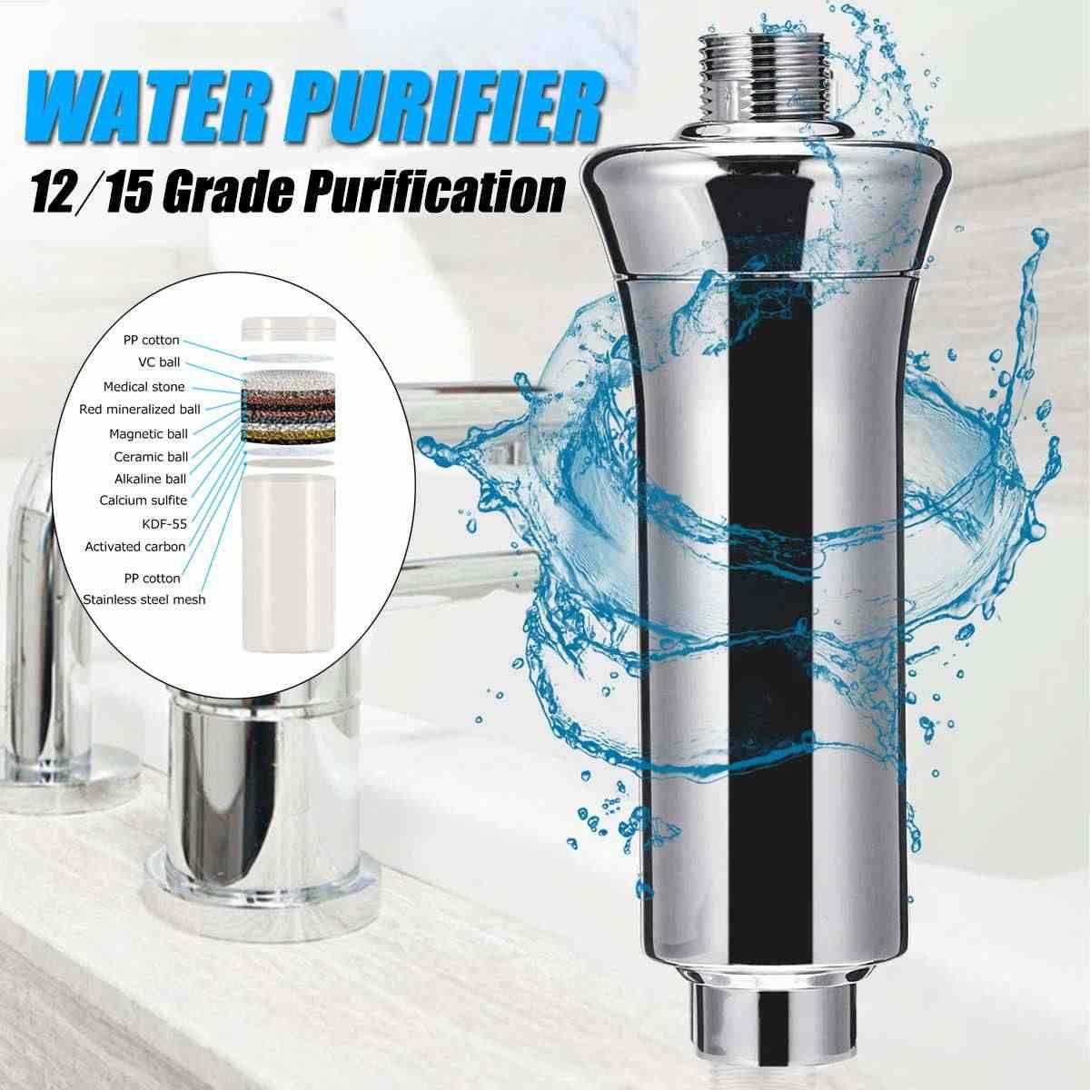 Очиститель воды для крана кухонный кран моющийся керамический Перколятор мини