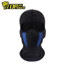 HEROBIKER-Máscara de protección para motocicleta, pasamontañas de cara completa, capucha, 4 colores