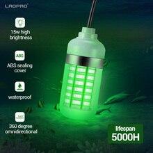 12 В светодиодный светильник для рыбалки 108 шт. 2835 водонепроницаемый Ip68 приманки для рыболокаторов лампа притягивает креветок кальмаров Крил 4 цвета подводный светильник