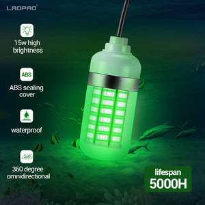 Lamp Fishing-Light Underwater-Light Ip68 Squid Krill Waterproof Attracts LED 12V 2835