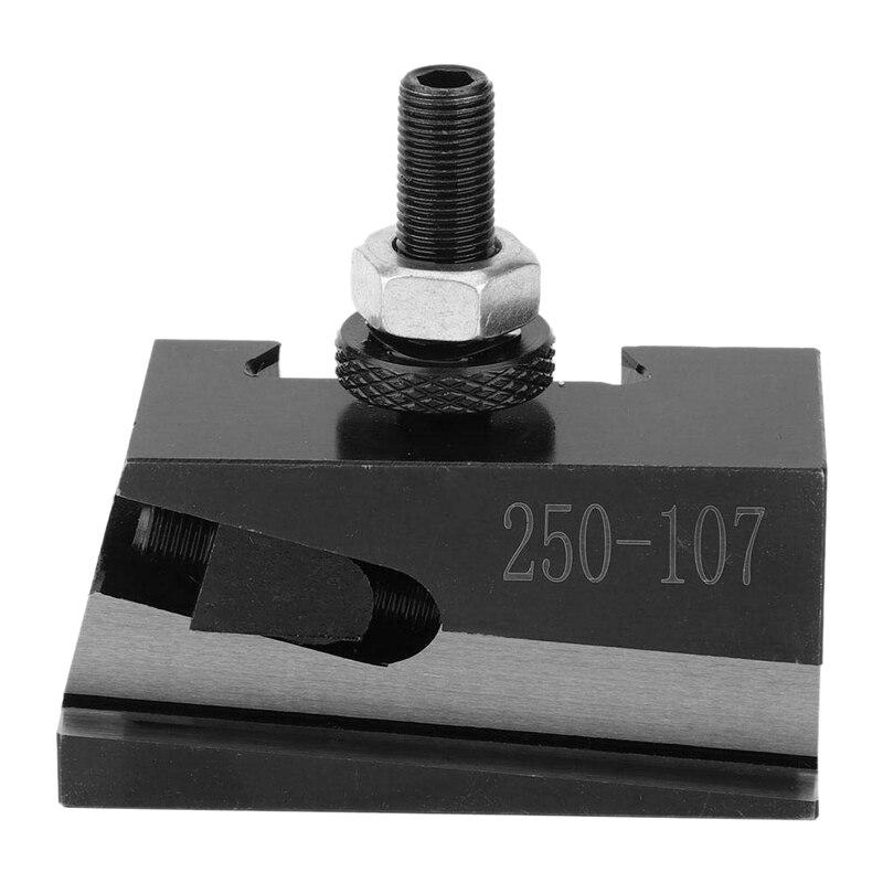 250-107 Post Tool Holder, Universal Post Holder CNC Lathe Tool Holder Lathe Machining Tool Holder