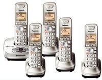 Digital Cordless telefone Drahtlose telefon mit Antwort System Handfree Stimme nachricht Backlit LCD Telefon für Office Home