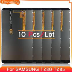 10pcs For Samsung Galaxy Tab A 7.0 2016 T280 T285 Touch Screen Digitizer Assembly LCD For Samsung T280 T285 SM-T280 SM-T285