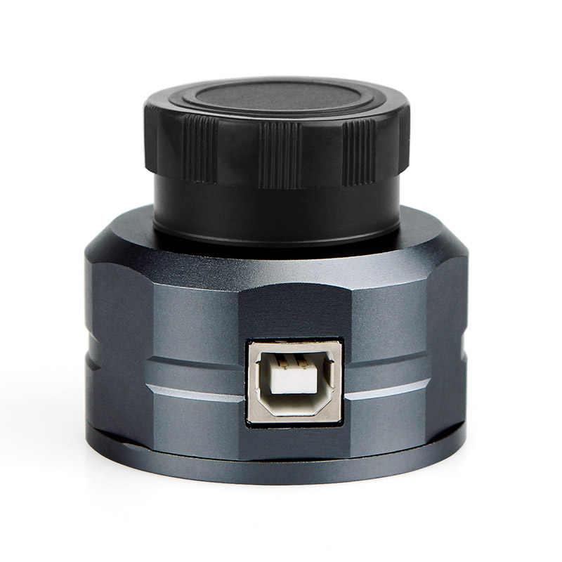 1.25 بوصة عدسة إلكترونية احترافية 2 مليون بكسل ملحقات تلسكوب فلكي للتصوير الفلكي منفذ USB