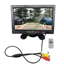 Car-Parking-Rear-View-Reverse-Monitor Lcd-Headrest DVD Reversing-Camera Tft-Color 2-Video