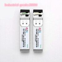 SFP 10G LC 20KM 1270nm/1330nm Industriële grade Single Fiber SFP Optische Module SFP Transceiver industriële kwaliteit -40-85 Celsius