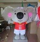 Koala Bear Mascot Co...
