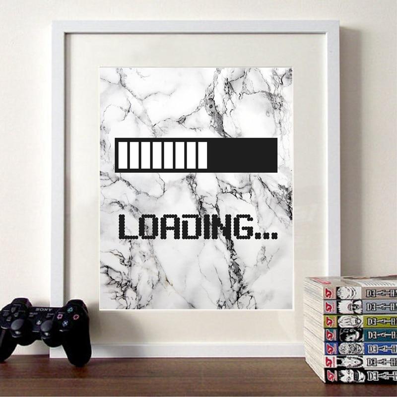 Gaming Prints Wall Decor