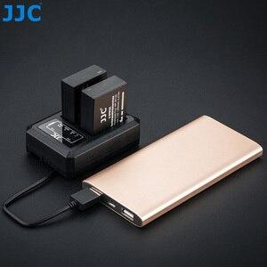 Image 2 - Jjc BC W126 usbデュアルバッテリー充電器NP W126 NP W126S富士フイルムXT30 XT3 X100V XT20 XE3 X100F XPRO3 XPro2 XA3 XA5