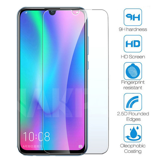 9H Protective Glass For Huawei Honor 20 10 9 8 Lite Tempered Screen Protector Glass Honor 30 30S V30 V20 V10 V9 Play Glass Film 1