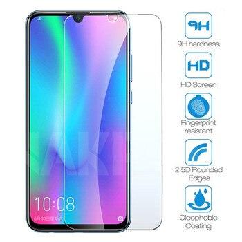 Перейти на Алиэкспресс и купить Защитное стекло 9H для Huawei Honor 20, 10, 9, 8 Lite, закаленное защитное стекло для экрана Honor 30, 30S, V30, V20, V10, V9, Play, стеклянная пленка