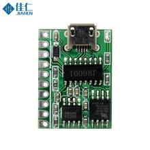 MP3 DFPlayer Mini Serial USB Control Recording Recognition Voice Module Custom Programmable Sound Recorder Module for Toy