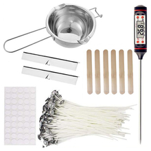 DIY Candle Crafting Tool Kit,DIY Candles Craft Tools Candle Wick Candle Making Tool for Beginner Candle Making