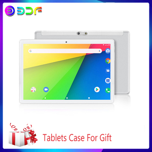 New 10.1 inch Octa Core Tablet PC 2.5D Steel Screen Android 9.0 Tablet 3G/4G Phone Call 6GB-64GB ROM Bluetooth 4.0 Wi-Fi Tablets