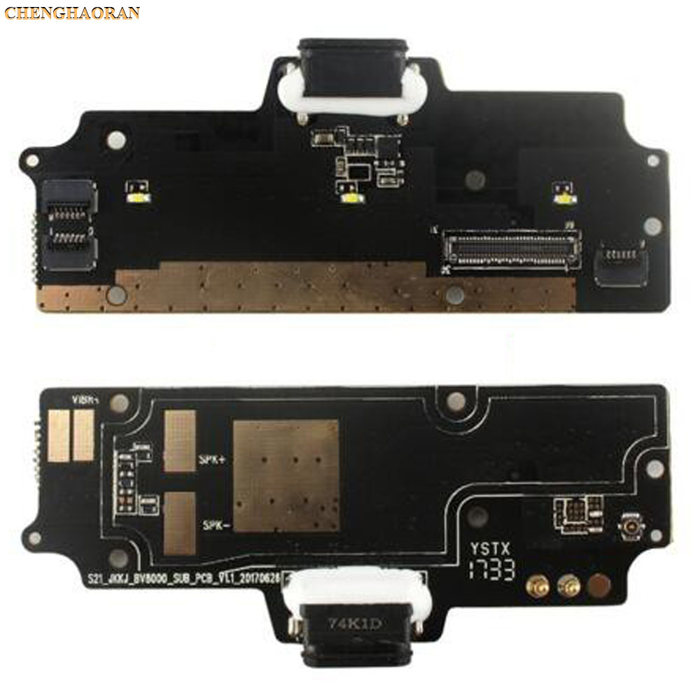 1pcs Original Blackview BV8000 USB Board 100% New USB Plug Charge Board Replacement Type-C Type C For Blackview BV8000 Pro
