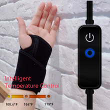 Grafene times terapia del polso a infrarossi per riscaldamento del polso elettrico multifunzionale caldo facile da usare