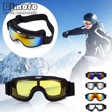 Goggles Motorbike Helmet-Eyewear Scooter Biker-Glasses Universal Foldable