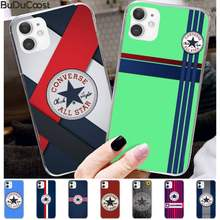 Esportes favoritos marca converse caso de telefone do cliente para iphone 11 pro11 pro max x xs xr xs max 7 8 plus caso(China)