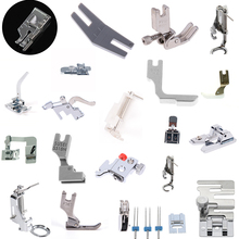 1PCS Sewing Machine Feet Presser Sewing Machine Foot Sewing Multi-functional Accessories & Prop Kits For Brother Singer Janome [available from 10 11] sewing machine brother ml 750