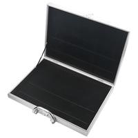 Only 1Pcs Silver Box