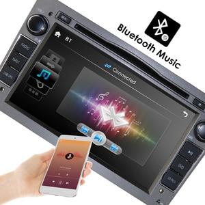 Image 5 - 7 pollici 2 DIN Car GPS per opel Vauxhall Astra H G J Vectra Antara Zafira Corsa lettore DVD car monitor car multimedia PLAYER camera