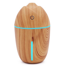 New Corn Wood Grain Custom Multi-color USB Humidifier Desktop Car Office Mini Air Freshener high crushing wood corn grain crusher