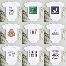 Kids Bodysuits Rompers Outfits Jumpsuit Short-Sleeve Toddler Girls Infant Newborn-Baby