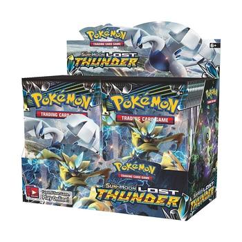 324Pcs Pokemon Cards GX EX English Collectible Game feyenoord Battle Carte Trading Shining Game Cards Child gift