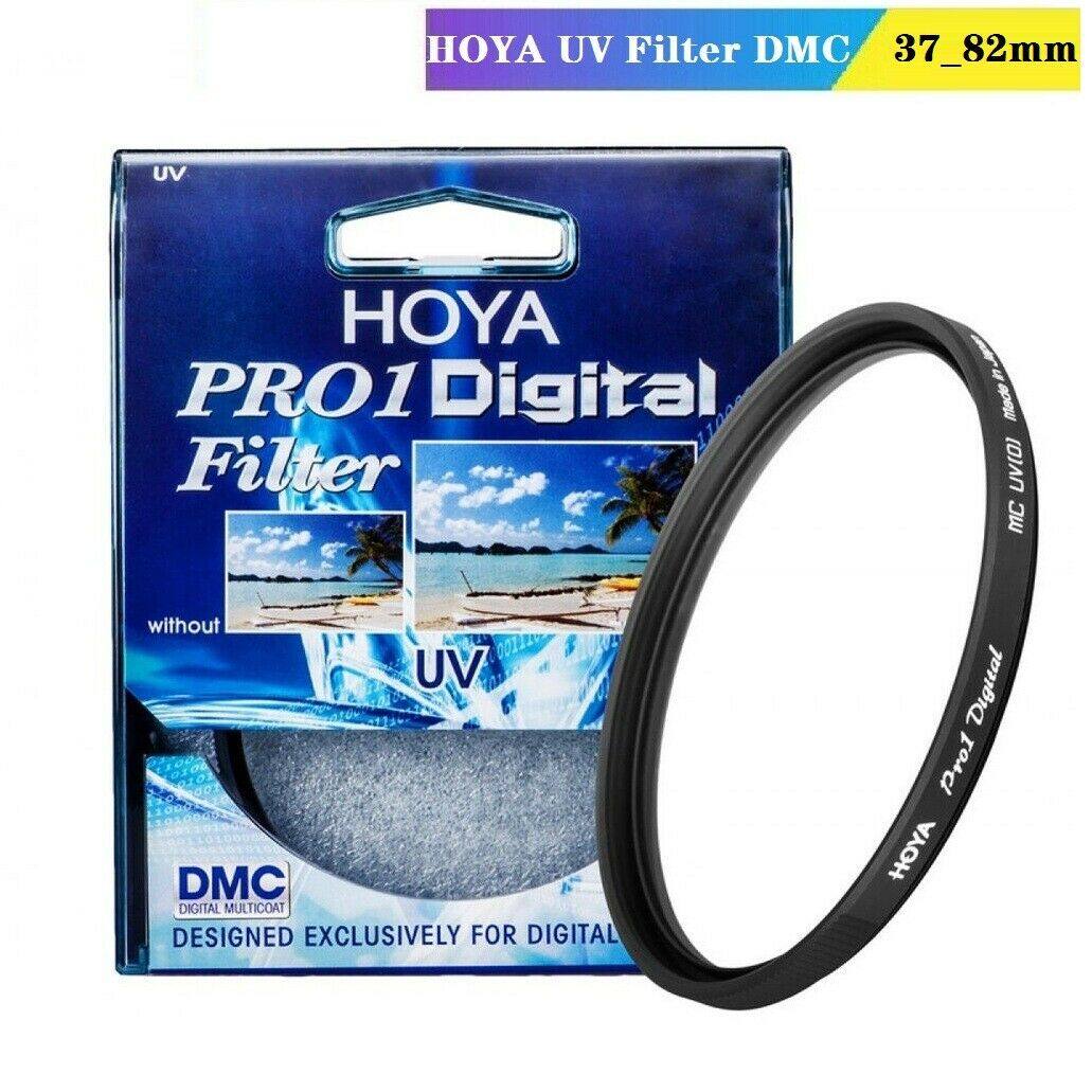 HOYA UV фильтр DMC LPF Pro 1D 37_40.5_43_46_49_52_55_58_62_67_72_77_82mm цифровой для Nikon Canon Sony Fuji аксессуары для камеры