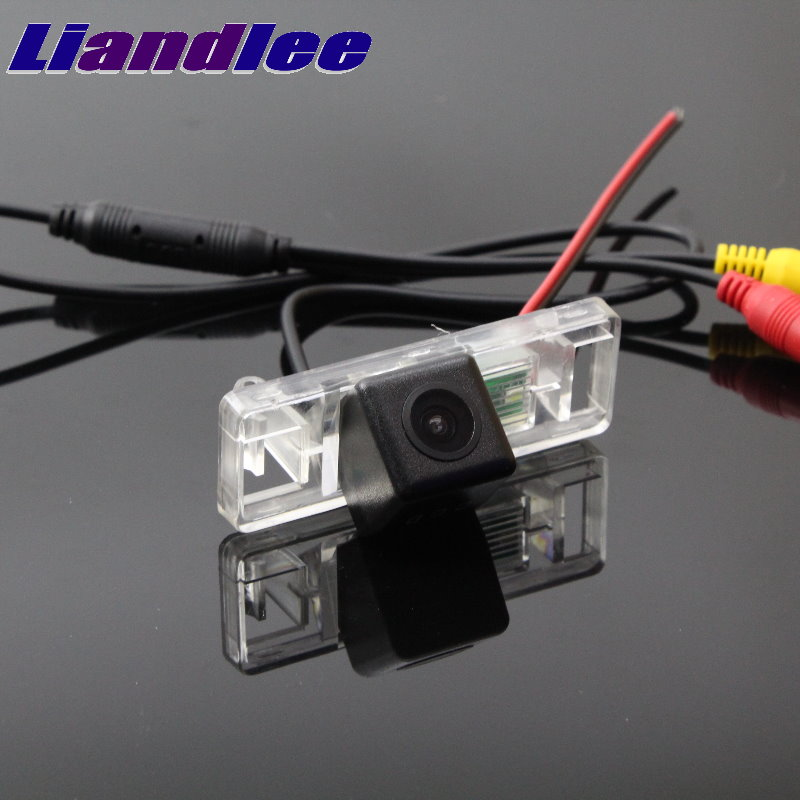 Liandlee Car Rear View Camera For <font><b>Peugeot</b></font> <font><b>406</b></font> 2D <font><b>coupe</b></font> 4D Sedan Facelift Night Vision Reversing Camera Car Back up CAM HD CCD image
